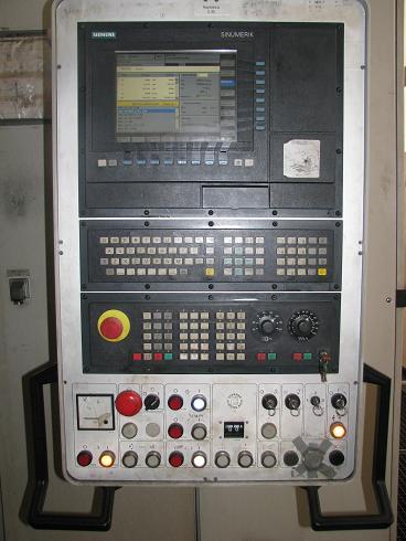 STARRAG-ZT 800 панель